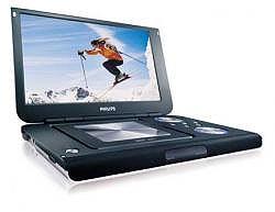 Портативный DVD плеер Philips PET1002 продажа/ обмен.