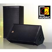 Audac RX – и в учебе, и на дискотеке