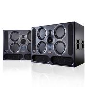 PMC Speakers представляет новых гигантов в линейке профессиональных активных мониторов QB1-A