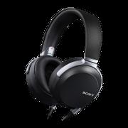 Sony выпускает новые наушники с поддержкой звука высокого разрешения