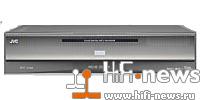 JVC Professional Products - видеомагнитофон для записи и воспроизведения формата D-VHS SR-VD400US