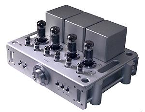 Ламповый интегральный усилитель Original Electronics AT-2008.