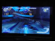 Так выглядит 3D видеоигра для зрителя без очков