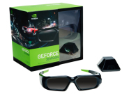 Беспроводные стереоскопические очки