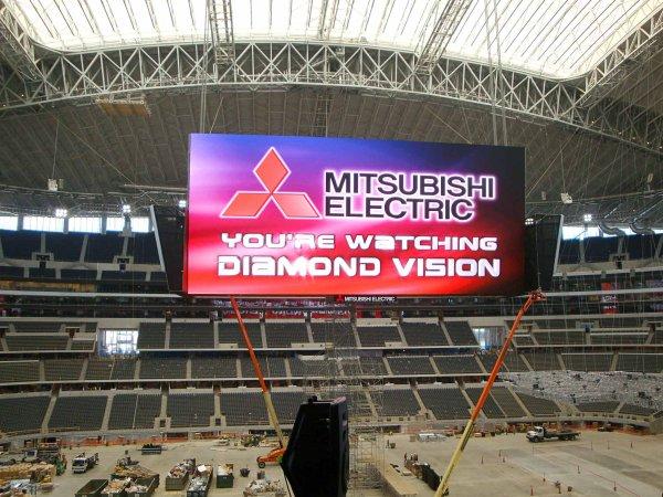 светодиодные экраны mitsubishi