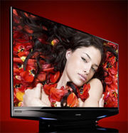 Лазерный телевизор TV Mitsubishi