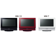 Panasonic MW-10 и MW-7