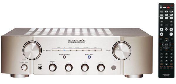 Marantz CD5003 обеспечивает динамический диапазон частот в пределе 100Дб, амплитудно-частотную...