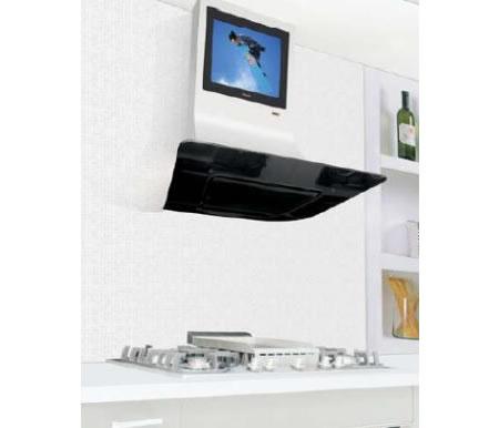Планшет вместо телевизора на кухню