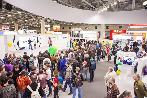 Выставка Consumer Electronics Photo Expo 2015
