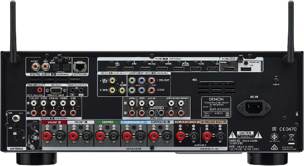 AV-ресивер Denon AVR-X3100W