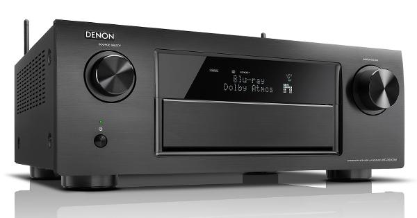 Ресивер Denon AVR-X5200W с процессором Dolby Atmos