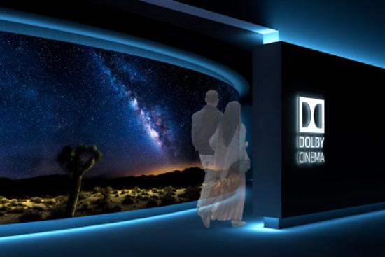 Dolby запускает кино нового поколения Dolby Cinema