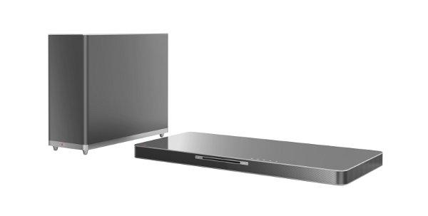 Саундбара LG LAB540W SoundPlate