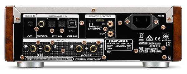 Усилитель для наушников Marantz HD-DAC1