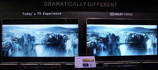 Первые фильмы в формате Dolby Vision появятся уже в этом году