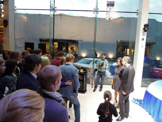 Maserati в партнерстве с Bowers & Wilkins