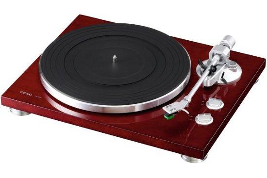 Новый проигрыватель виниловых дисков TEAC TN-300 с ЦАП и портом USB