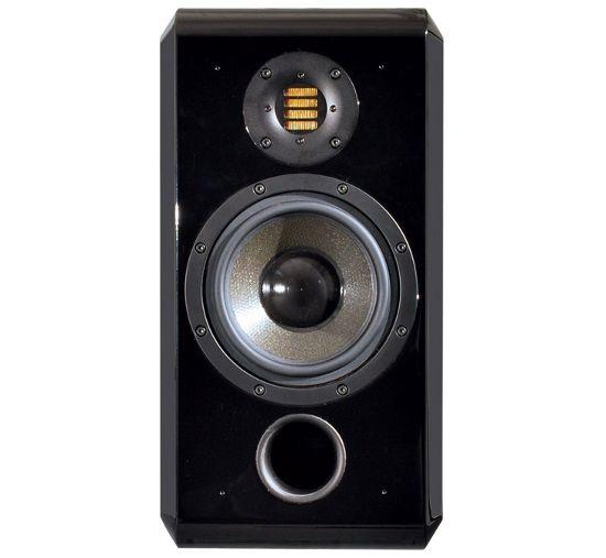 Полочная активная АС Adam Audio Compact Mk3 Activе black