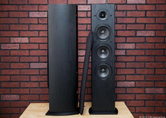 Когда дело доходит до качества звука, динамики гораздо более важны, чем сам ресивер