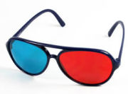 Анаглифические 3D очки
