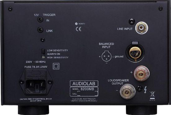 Усилитель мощности Audiolab 8200MB
