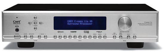 Cary Audio Cinema 11a.