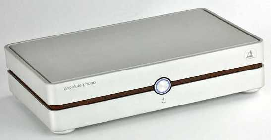 Clearaudio Absolute Phono