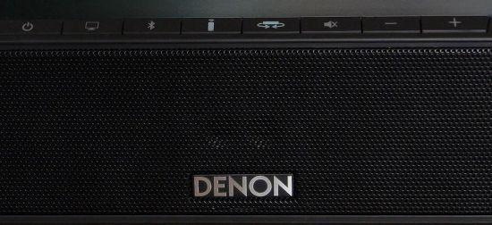 Функциональные кнопки саундбара Denon DHT-S514