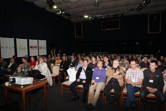 Международная конференция ММС в Подмосковье