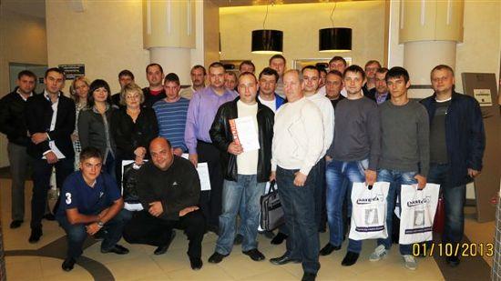 Региональная конференция ММС в Омске. 1.10.2013