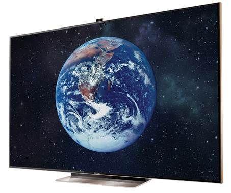 Samsung объявляет цену на 75-дюймовый умный телевизор ES9000
