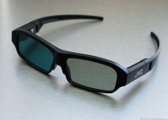 3D очки для JVC DLA-X35