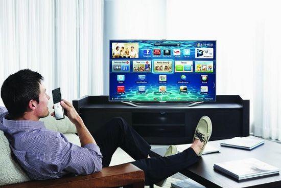 Samsung представляет на российском рынке линейку телевизоров 2012 года