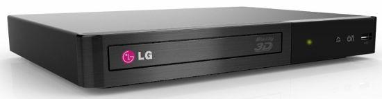 Bluray amp DVD Players LG Smart 3D Bluray Players  LG