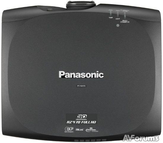 Panasonic PT-RZ470EAK