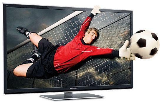 Обзор плазменного телевизора Panasonic TC-P55ST50