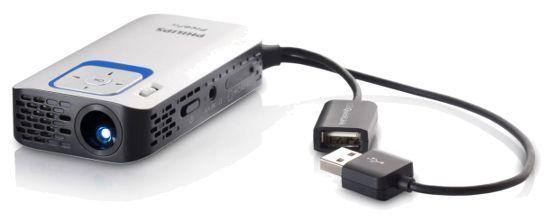 Карманнный проектор Philips PicoPix PPX 2340
