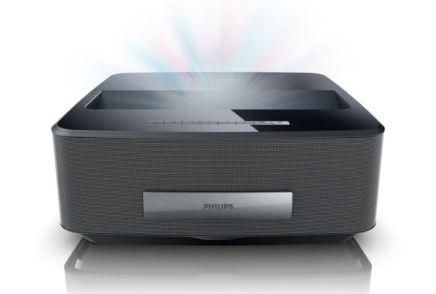 Светодиодный ультракороткофокусный проектор Philips Screeneo