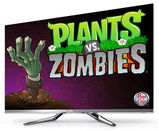 Игра растения против зомби создана в