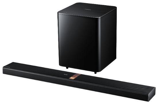 Саундбар Samsung HW-F750