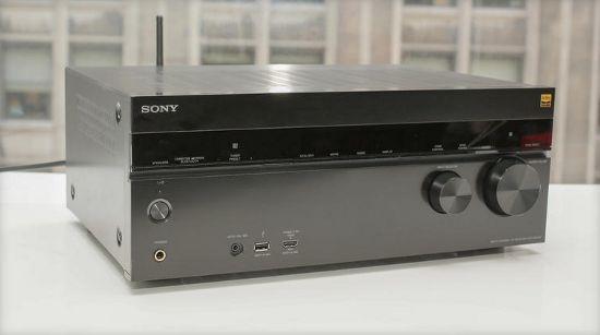 AV-ресивер Sony STR-DN1050