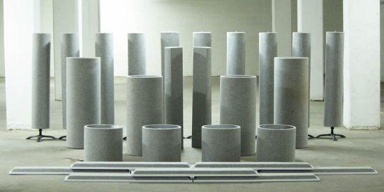 Акустические колонны-ловушки ASC Tube Trap