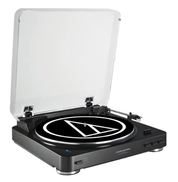 Проигрыватель виниловых дисков Audio-Technica AT-LP60BT