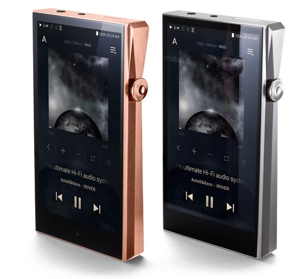 Портативный аудиоплеер Astell&Kern A&Ultima SP1000