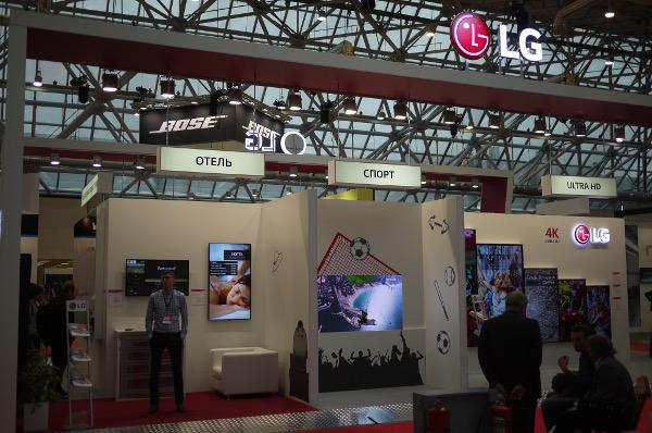Решения для бизнеса от LG Electronics