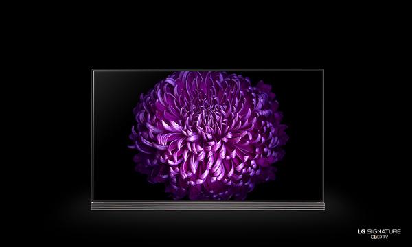 Телевизоры премиальной серии LG SIGNATURE