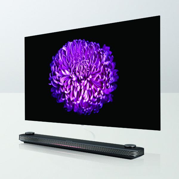 Телевизор LG OLED65W7P
