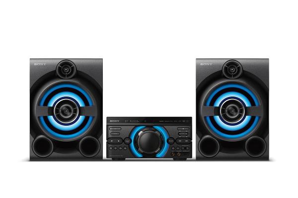 Сони начала продажи линейки аудиосистем для вечеринок в РФ