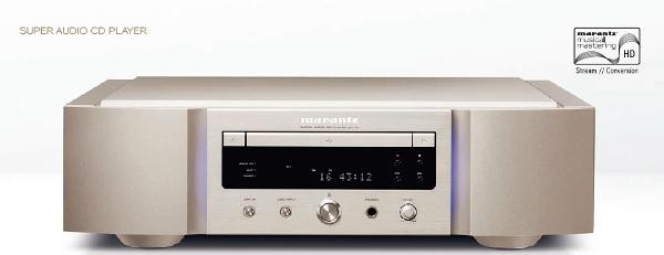 Marantz SA-10 SACD плеер с ЦАП